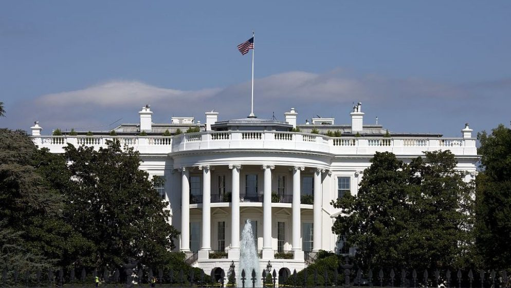 Construction on the White House Began 224 Years Ago Today