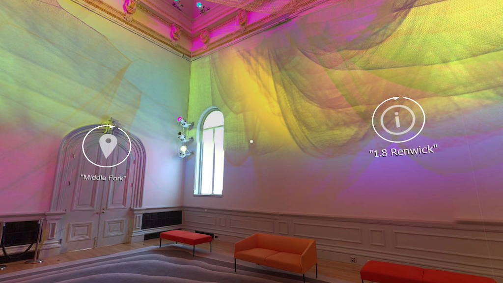 """The Smithsonian Just Released a VR App of """"Wonder,"""" and It's Beautiful"""