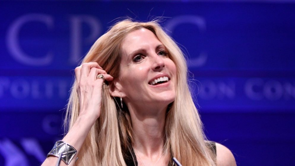 I Was a Teenage Ann Coulter Fangirl!