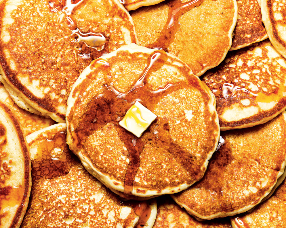 These Pancakes Will Make Your Mom Jealous