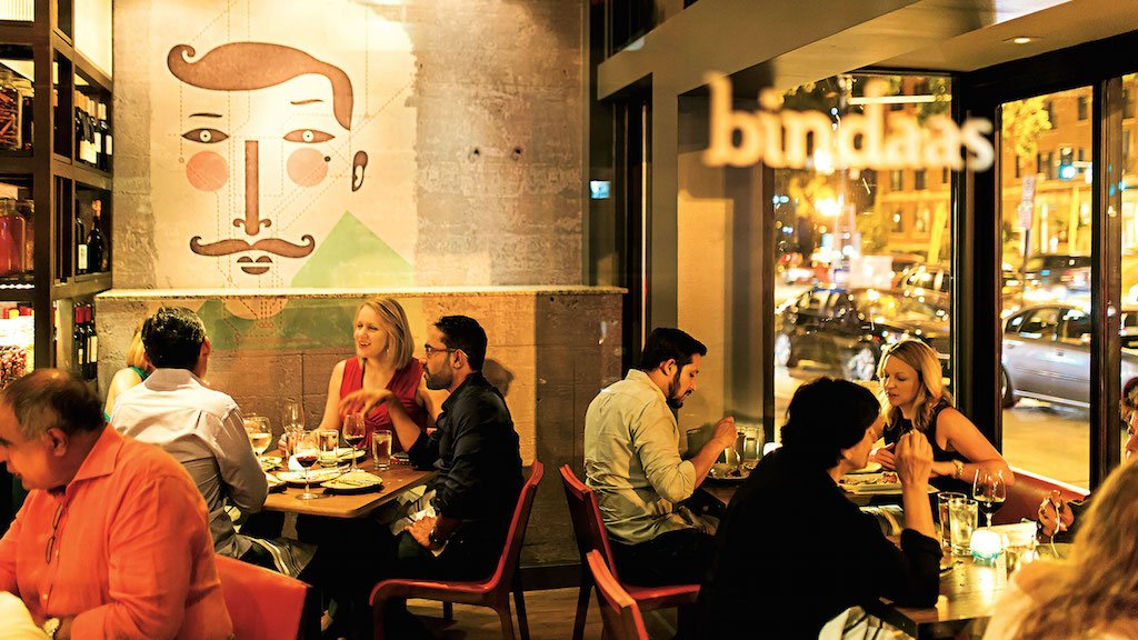 Restaurant Review: Bindaas