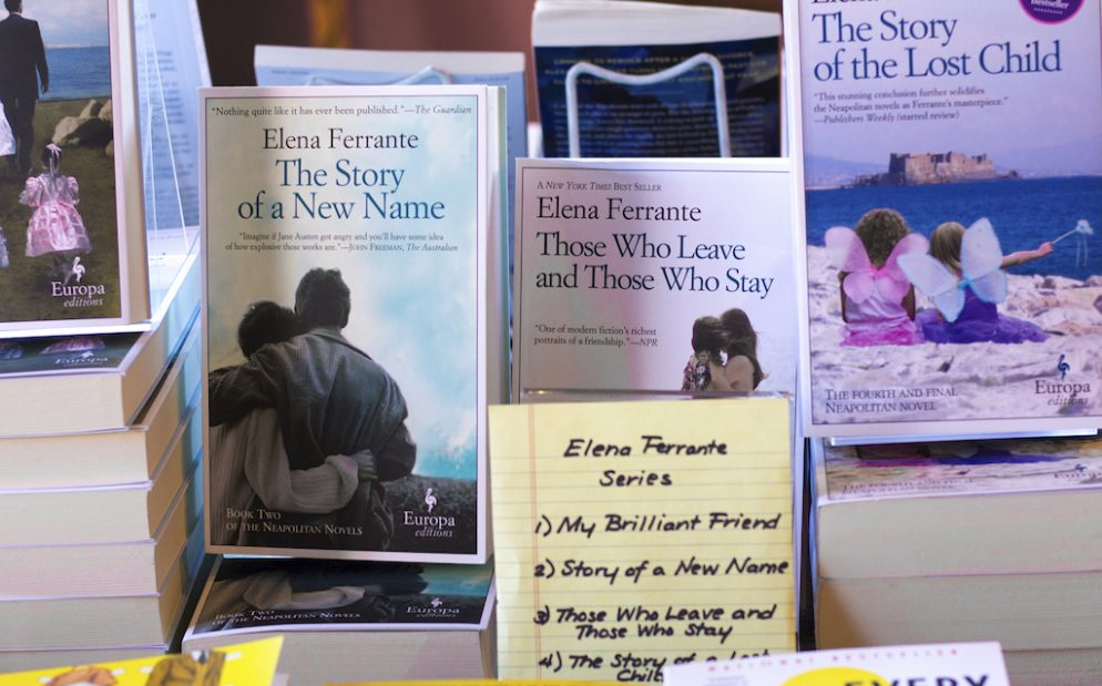 The New York Review of Books Was Correct to Reveal Elena Ferrante's True Identity