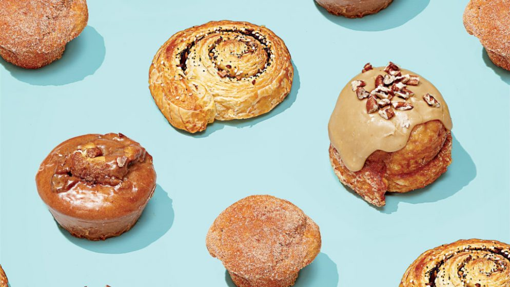 Hybrid Pastries Have Evolved Beyond the Cronut