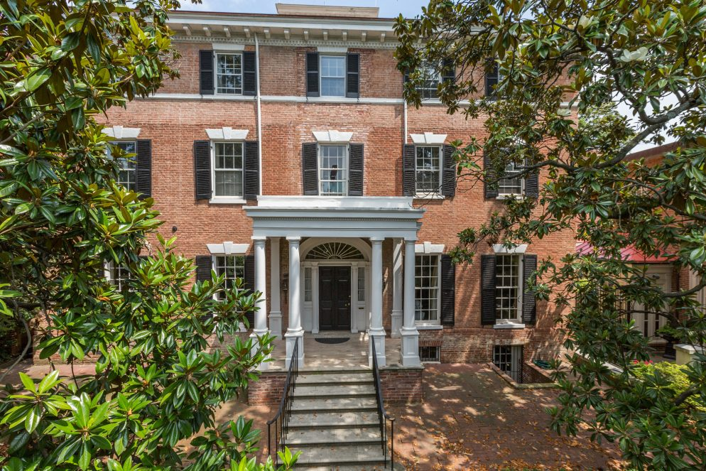 Now You Can See Inside Jackie Kennedy's Stunning Georgetown Home