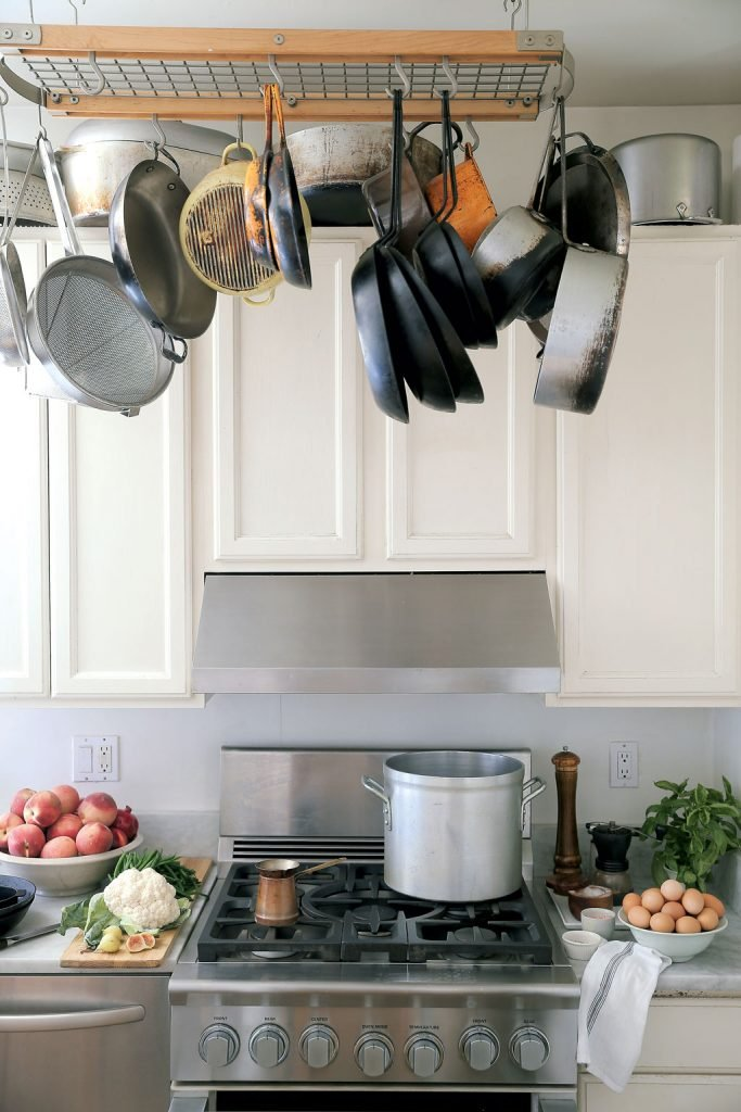 "Sidra Forman says upgrading to a Viking range was ""one of the best decisions I made."" Photo by Christopher Shane."