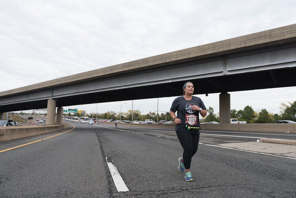Photos: What Happens to the People Who Don't Finish the Marine Corps Marathon?