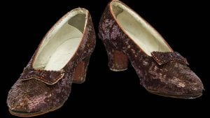 This Is Why the Smithsonian Says It Needs 0,000 to Conserve Dorothy's Ruby Slippers