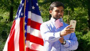 Photos: A Citizenship Ceremony on Roosevelt Island