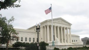 The Supreme Court Building, Then and Now