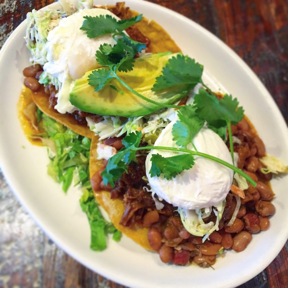 Three Mexican-Style Breakfasts We Love