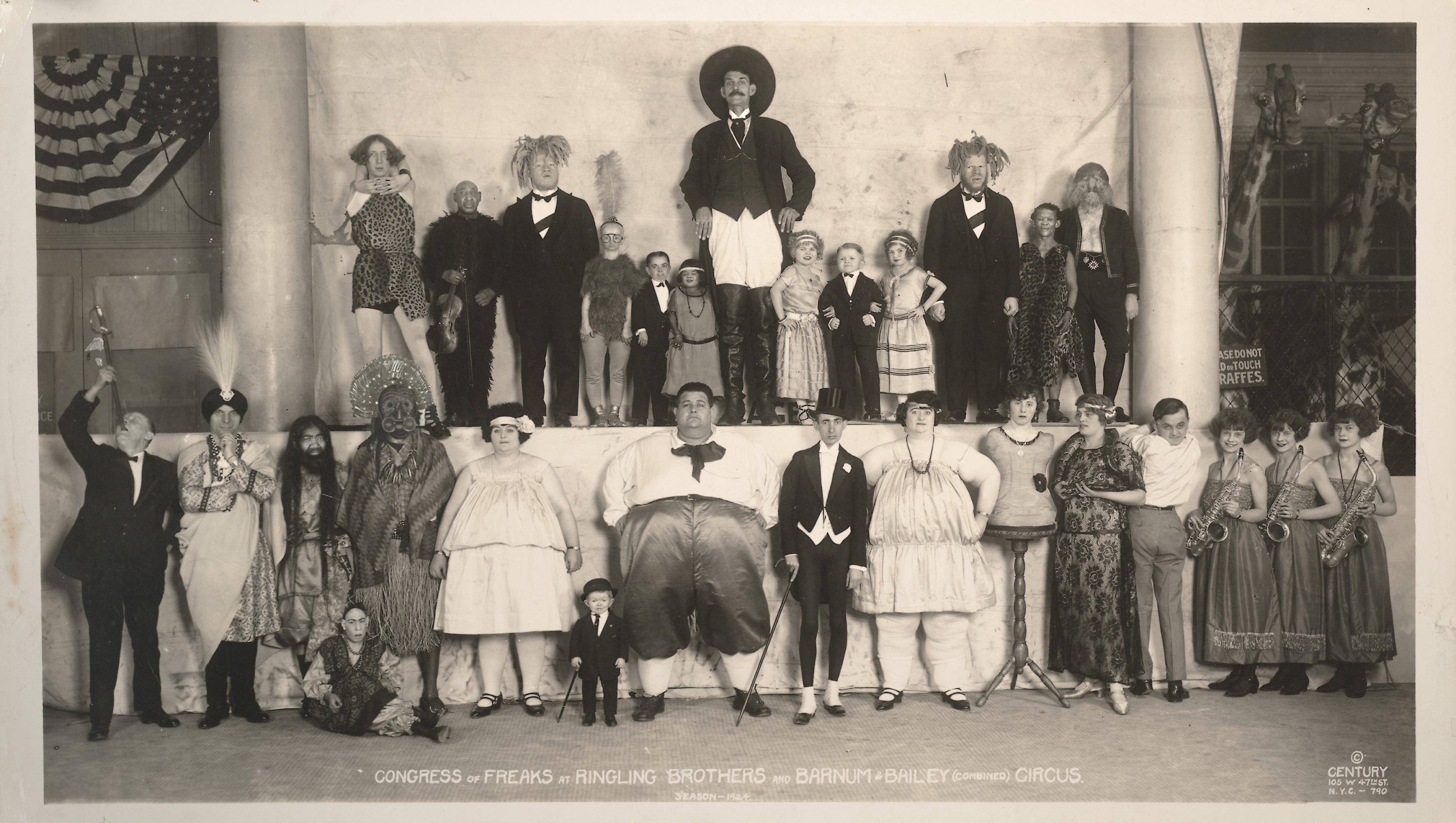 Photograph courtesy of the John and Mable Ringling Museum of Art Tibbals Collection