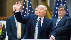How Donald Trump Lost His DC Restaurants