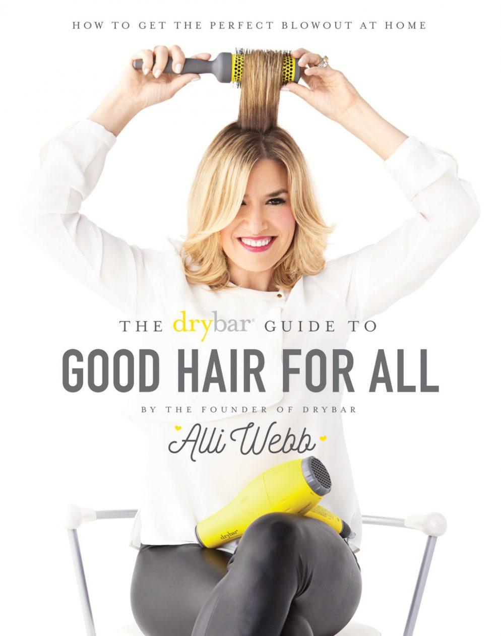 Meet Drybar Founder Alli Webb in DC on Thursday
