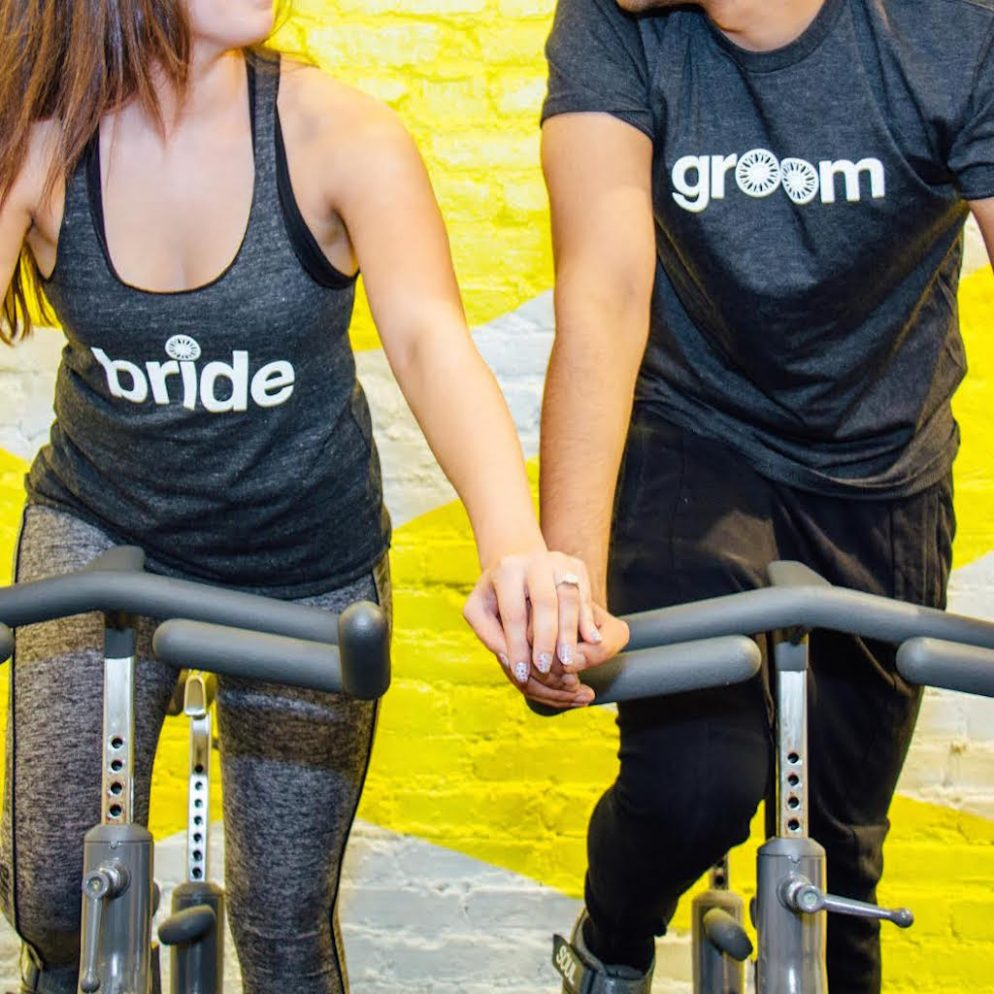 You Can Now Add DC SoulCycle Classes to Your Wedding Registry