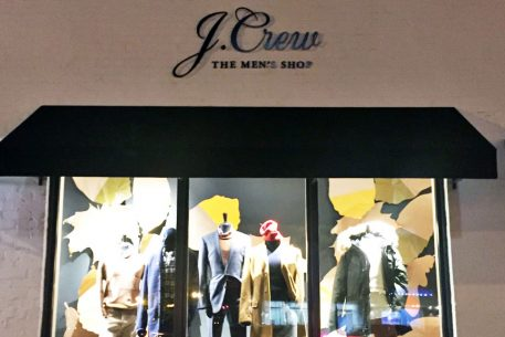 There's a New J.Crew Men's Flagship Store on 14th Street
