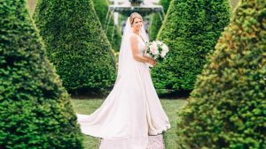 We Can't Believe This Fairy Tale-Level Garden Wedding Happened Only Two Hours from DC