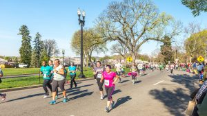 The Cherry Blossom Ten Miler Race Lottery Opens Today