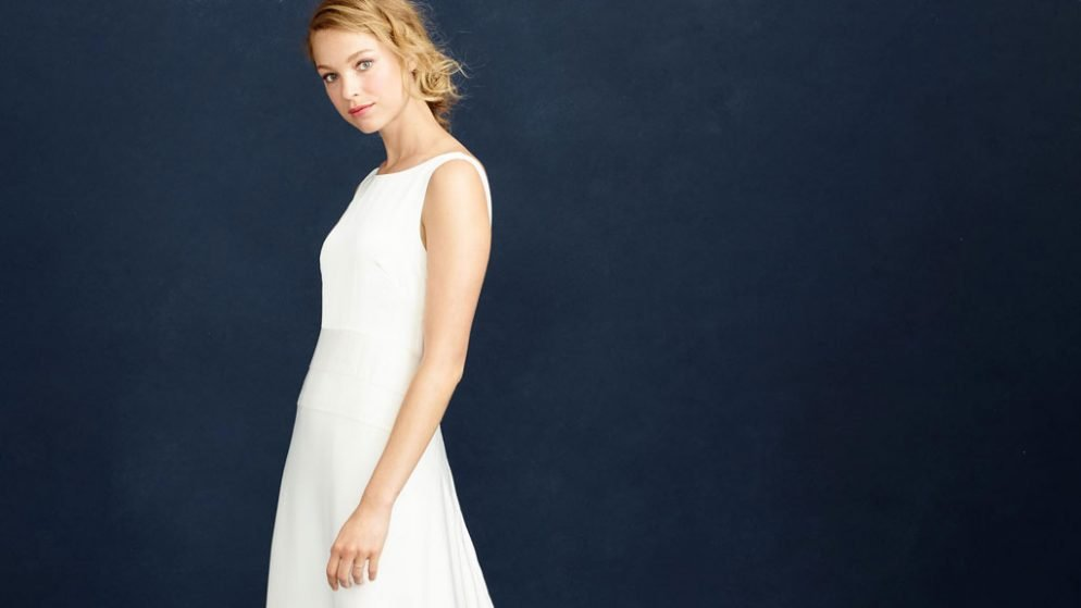 Sorry Brides You Wont Be Buying Your Wedding Dresses At JCrew