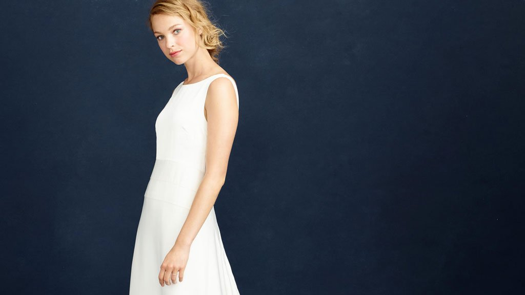 Jcrew Wedding Dresses.Sorry Brides You Won T Be Buying Your Wedding Dresses At J