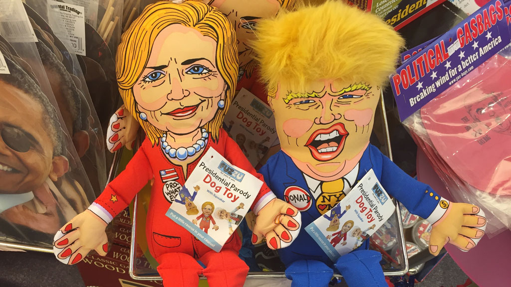 Here's What Happens to Those Political Candidate Souvenirs After the Election