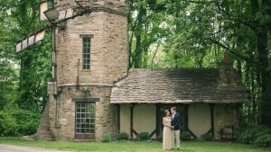 They Met on a Trip to Disney World, Then Took Engagement Photos at a Real-Life Maryland Castle