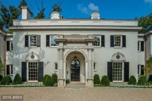 The Most Expensive House For Sale in DC Is Actually NOT an OTT McMansion.