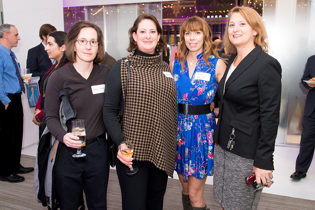 Jenne O'Brien, Paulette E. Browne, Melanie Bradshaw, and Mo Browne.