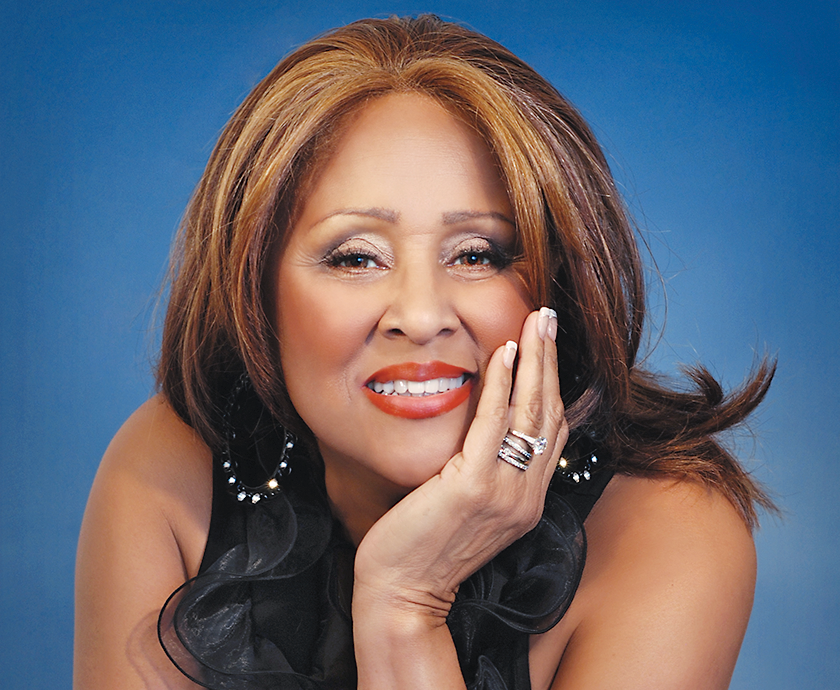 Photograph of Darlene Love by Gor Megaera