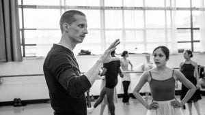 This Ballet Superstar is Making a Dance About Space Travel for the JFK Centennial
