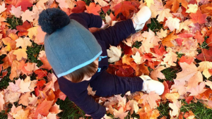 These Adorable Insta Families Can't Wait for Thanksgiving