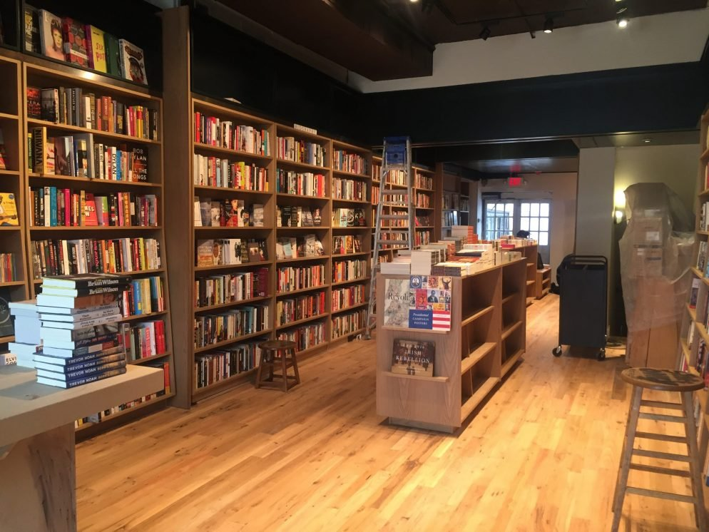 Best News Ever for Booklovers: Kramerbooks Has Expanded