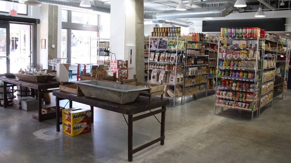 Soapstone Market in Van Ness Will Solve Your Shopping-While-Hungry Problem