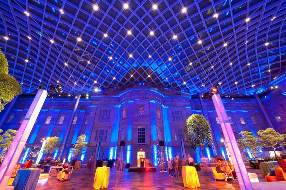 Celebrate the Smithsonian American Art Museum's Newest Exhibit With a Hot Beat Dance Party