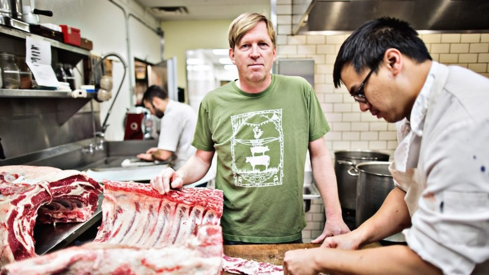 What To Expect From Woodberry Kitchen Chef Spike Gjerde's DC Restaurant