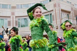 Photos: Reston's Holiday Parade Will Make Your Season Bright