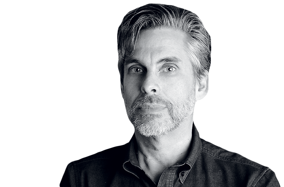 Photograph of Chabon by Benjamin Tice Smith