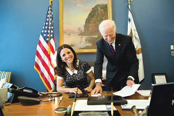 Photographs of Veep by Lawrence Jackson/White House