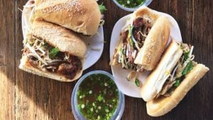 Today Is the Your Last Chance to Get a Pho-French Dip Sandwich at G by Mike Isabella