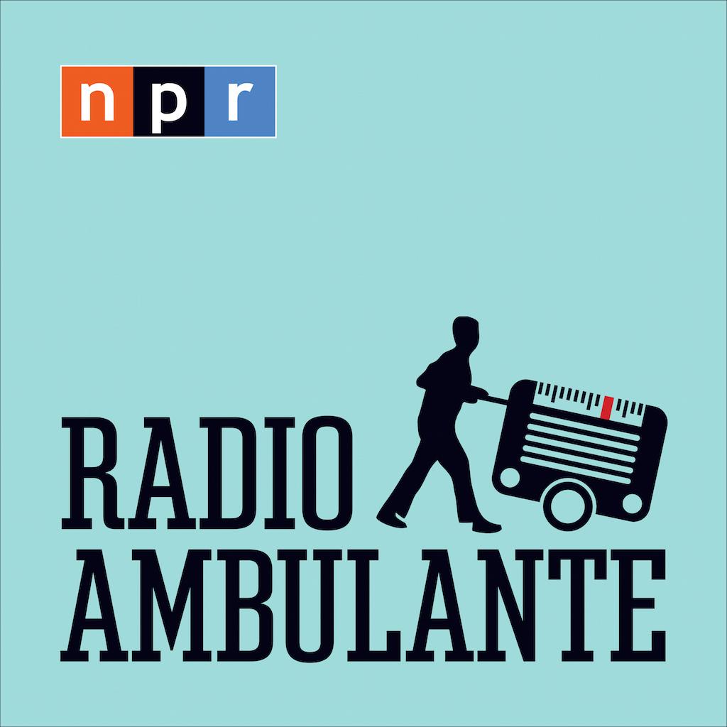 Radio Ambulante podcast art from NPR.