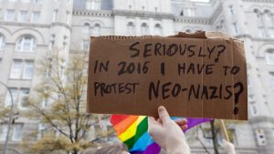 Photos: DC Protests an Alt-Right Gathering