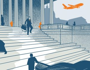 Members of Congress Fly Out of DC Every Week. It's Not as Cushy as You Think.