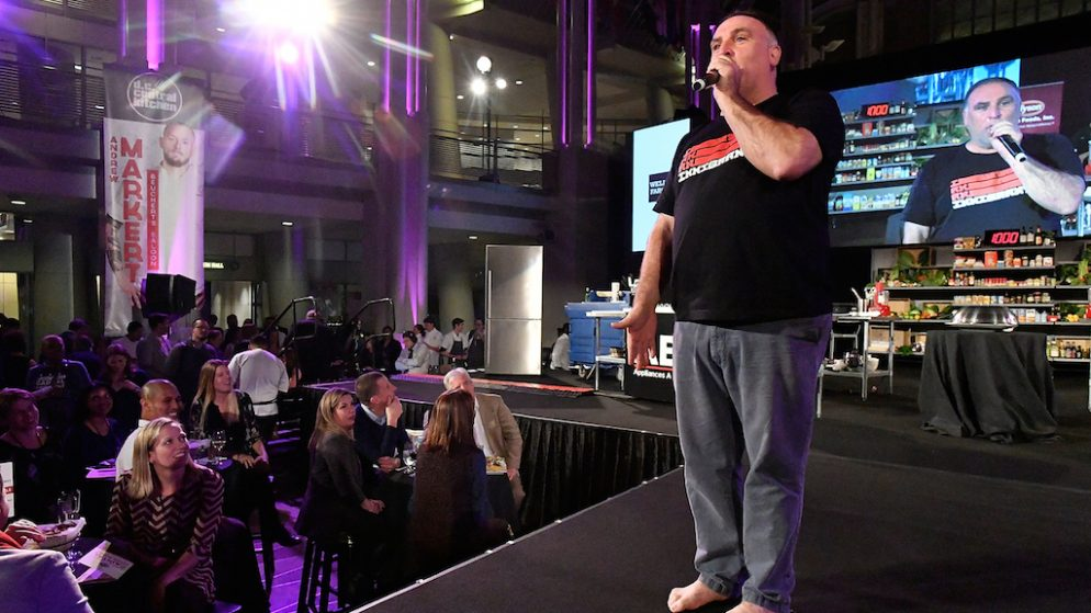 DC's Culinary and Political Scenes Converge at the Capital Food Fight