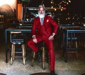 Fashion Santa is Real, and He's Coming to Georgetown