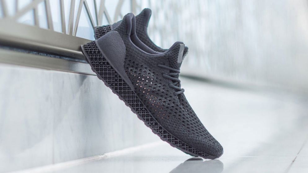 Adidas Just Released 3-D Printed Sneakers. Could This be the Answer to Our Foot Pain?