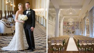 See the Very First Wedding at DC's Trump International Hotel