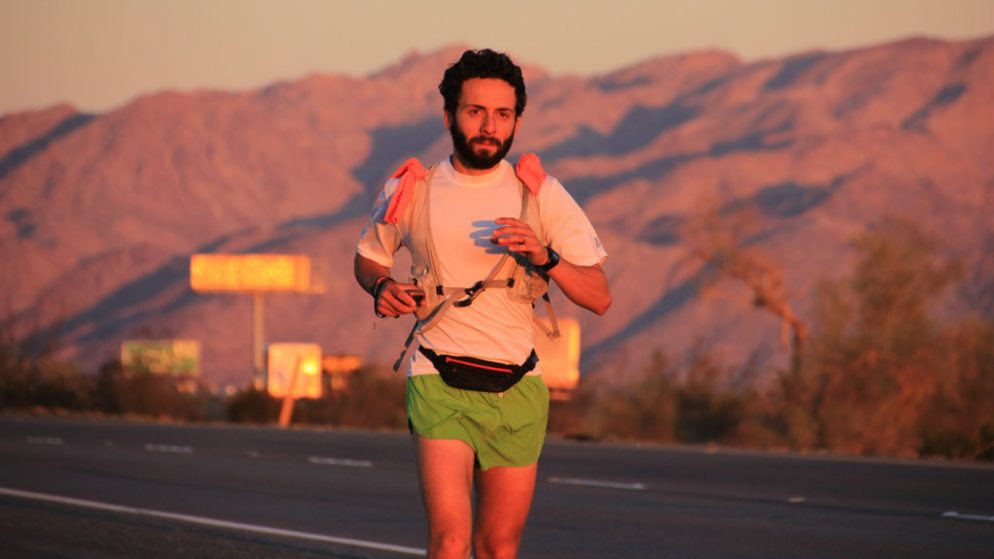 A Virginia Family Doctor is Running 3,000 Miles Across America to DC. Next Saturday, You Can Finish His Run With Him.