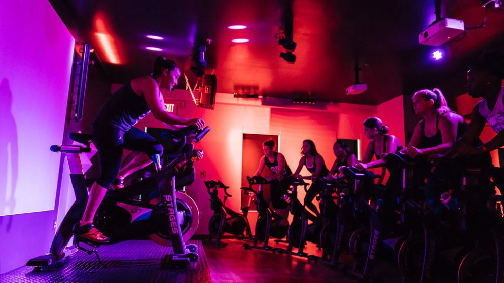 "You Can Take a 2-Hour ""Sunday Sufferfest"" Indoor Cycling Class at Capitol Hill's New Studio"