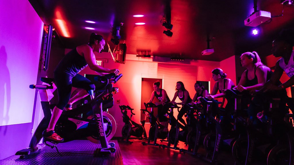 Off Road Dc >> You Can Take A 2 Hour Sunday Sufferfest Indoor Cycling Class At