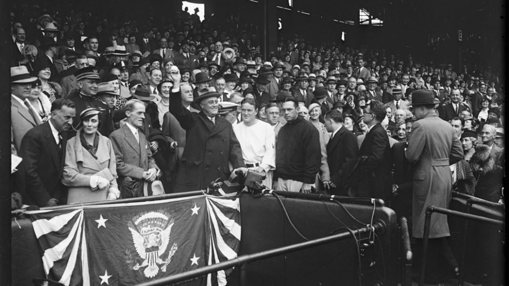 If the Nationals Add a Franklin Roosevelt Mascot, Here's How They Should Do It