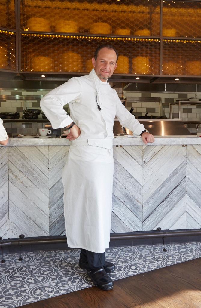 Sfoglina is the fourth Italian restaurant in DC for chef Fabio Trabocchi.